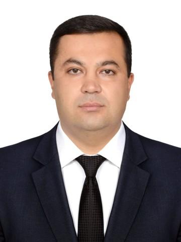 Бобомуродов Бекзод Нуриддинович