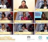Т. Нарбаева: Жаҳон парламентлари аёл раҳбарларининг навбатдаги 14-саммити Ўзбекистонда бўлиб ўтади
