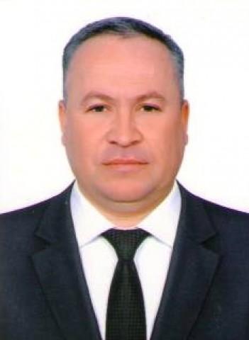 Шамшиев Сирожиддин Ўктамович