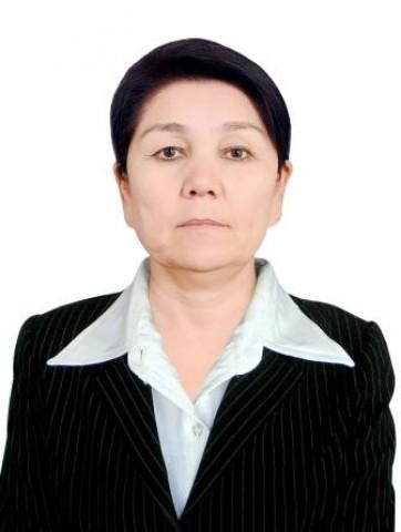 Нематова Лола Хайруллаевна
