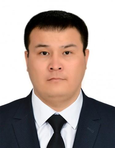 Эгамкулов Шахарбек Бахтиёрович