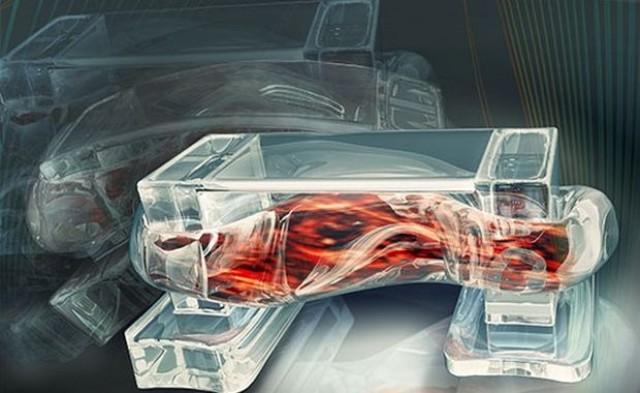 Био-робот ишлаб чиқилди