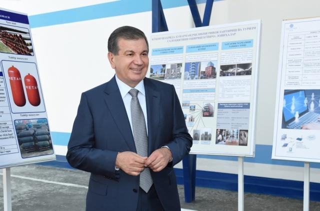 Президентимиз Шавкат Мирзиёев Қўқон шаҳрига ташриф буюрди