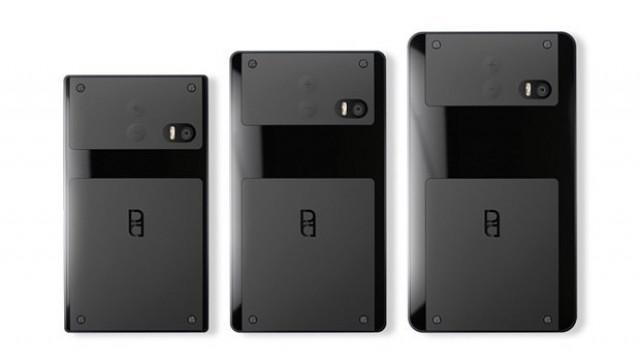 2015-йил бошида учта қисмдан ташкил топадиган Puzzlephone смартфони тақдим этилади