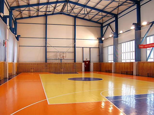 Тўртта спорт зал фойдаланишга топширилди